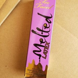 Too Faced Melted Latex Lipstick Twilight Zone